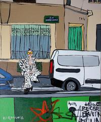 FASHION No.9  /NO.83    <Rue Championnet>