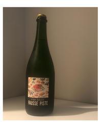 【ファウスピステ】 フィッシュソース ペット-ナット AVA2017- Fausse Piste -Fish Sauce Ancestral-
