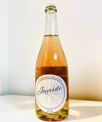 【グローシャ】スパークリング ロゼ 2018-  Oregon Sparkling Rosé of Pinot Noir Joyride-