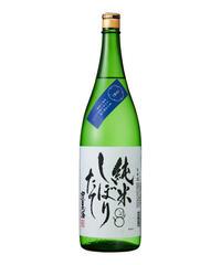 【冬季数量限定酒】環日本海 純米しぼりたて 1,800ml