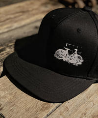 H.O.T.W graphic BASE BALL CAP #2