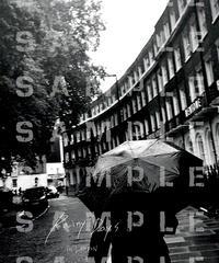 【HOME SCREEN PHOTO】Rainy Days Photo in LONDON
