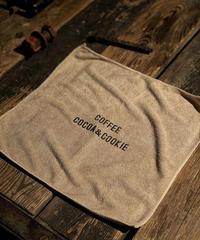 R's C coffee Handkerchief (3C)