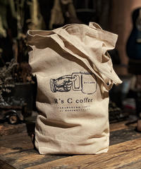 R's C coffee Tote bag (LOGO)