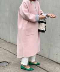 追加制作中(original)neo coat  (ライトピンク×ライトグレー)