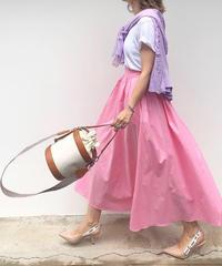 即納(original)パステルカラースカート