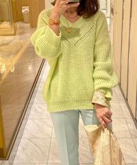 即納(select) パステルカラーセーター