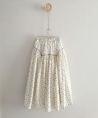(select) blue heart skirt