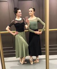 [Ballet Maniacs] Tunique-skirt Maxi by Kristina Kretova
