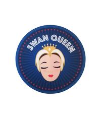 [The Ballet Bag] Odette Swan Queen Vinyl Laptop Sticker