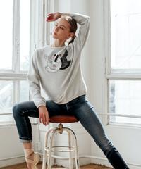[Ballet Maniacs] Odette + Odile sweatshirt
