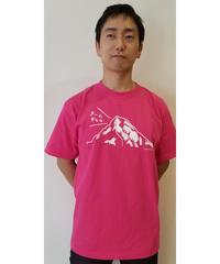 チームすそのTシャツ/正人ピンク