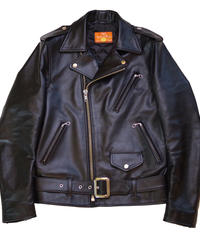 "LEATHER JACKET ""Howling At The Moon"""