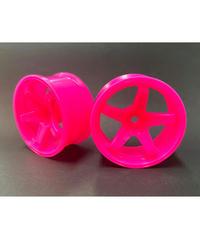 【TDW-054PK】Nモデル Ver.3 ハイトラクションType オフセット5 ピンク