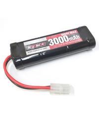 【TP-107】MORI MAX 7.2V 3000mAh ニッケル水素バッテリー