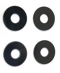 【TP-151】ホイールオフセットスペーサー ブラック 0.8mm厚