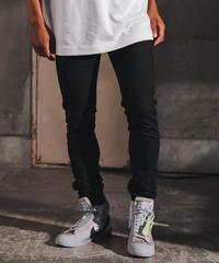 14.5oz Skinny Hyper Stretch Denim Jeans Dark Indigo 19F-222