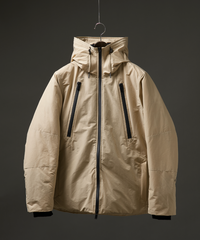 THE WISDOM DOWN PARKA  BEIGE  7720127001-0