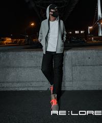 14.5oz Skinny Hyper Stretch Denim Jeans Dark Indigo (撥水加工無)『YEEL/イール』 19F-222