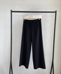 【&her】 Thick Pants/BLACK