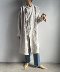 【&her】Linen Shirts Jacket/ECRU