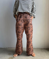 【&her】Dyed  Jacquard Pants