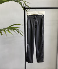 【&her】 Eco Leather Pants/BLACK