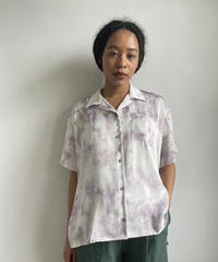 【&her】Mable Shirts/Purple