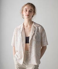 【&her】Mable Shirts/BEIGE