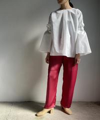 【&her】 Satin Pants/PINK