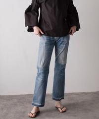 【&her】One-off Denim Pants