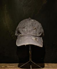 Vintage damage CAP (GRAY)