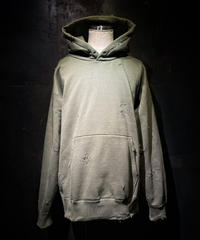 Serial number LOGO HOODIE 001 ~ 【MILITARY KHAKI】
