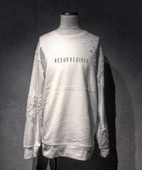 The Revival Sweat Shirt WHITE