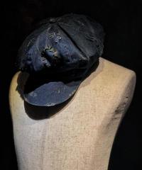 Vintage denim casquette