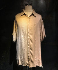 Damage shirt silk100%