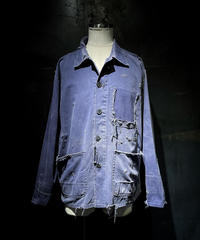 KIYOHARU × RESURRECTION Euro coverall jacket #¥3