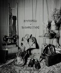 KIYOHARU × RESURRECTION POST CARD SET