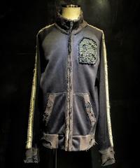 Vintage damage side line jacket (襤褸)