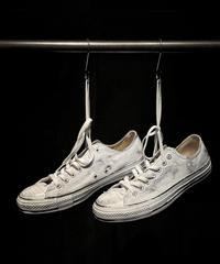 Discoloration Vintage Low cut Sneaker WHITE