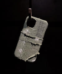 Military patchwork iPhone case (iPhone11Pro)
