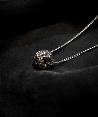 Silver Rock Necklace