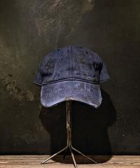 Vintage damage CAP (NAVY)
