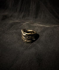 Derelict brass ring