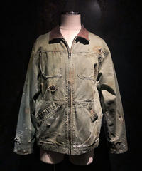 Damage vintage military  jacket