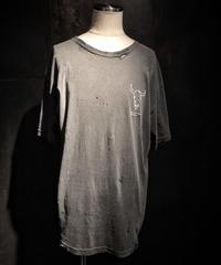 Buffalo bone T-shirt OLD BLACK