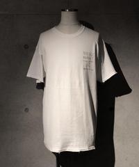 VINTAGE MARKET T-shirt WHITE