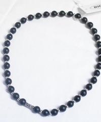 ブラックパールネックレス(NO.A1480)