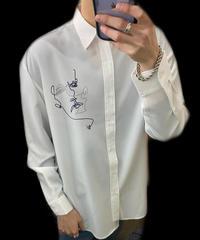 イラストシャツ(NO.1029)