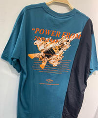 power from Tシャツ(NO.2803)